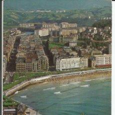 Cartes Postales: POSTAL SAN SEBASTIAN - VISTA PARCIAL - MANIPEL 1961. Lote 112340399