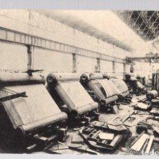 Postales: TARJETA POSTAL SESTAO (BILBAO). TALLER DE CALDERERIA. S.E. DE C.N.. Lote 112512482