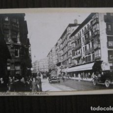 Postales: BILBAO - POSTAL PROTOTIPO ARCHIVO FOTOGRAFICO ROISIN - FOTO PEGADA-VER FOTOS-(52.057). Lote 112921531