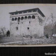 Postales: CASERIO VASCO - POSTAL PROTOTIPO ARCHIVO FOTOGRAFICO ROISIN - FOTO PEGADA-VER FOTOS-(52.059). Lote 112921659