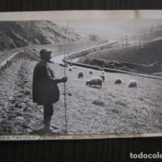 Postales: TIPO VASCO - POSTAL PROTOTIPO ARCHIVO FOTOGRAFICO ROISIN - FOTO PEGADA-VER FOTOS-(52.060). Lote 112921739