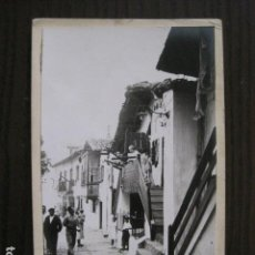 Postales: ALGORTA - POSTAL PROTOTIPO ARCHIVO FOTOGRAFICO ROISIN - FOTO PEGADA-VER FOTOS-(52.061). Lote 112921799