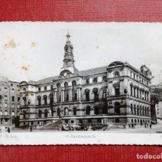 Postales: POSTAL DE BILBAO- AYUNTAMIENTO-67 BILBAO. Lote 113605831