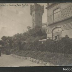 Postales: SAN SEBASTIAN - CASINO MONTE IGUELDO - FOTOGRAFICA - ARCHIVO ROISIN - VER REVERSO - (51.977). Lote 113704487