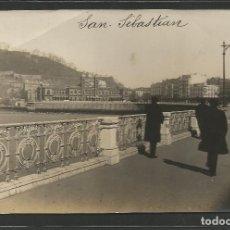 Postales: SAN SEBASTIAN - FOTOGRAFICA - ARCHIVO ROISIN - VER REVERSO - (51.978). Lote 113704711