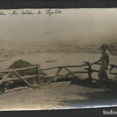 Postales: SAN SEBASTIAN - FOTOGRAFICA - ARCHIVO ROISIN - SELLO EN SECO - VER REVERSO - (51.981). Lote 113705183