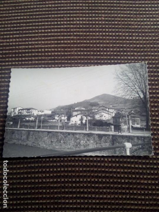 VALMASEDA TARJETA POSTAL N°9 LAS TENERFAS - FOTO RUEDA SIN ESCRIBIR Y MUY ESCASA (Postales - España - País Vasco Moderna (desde 1940))