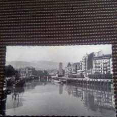 Postcards - Bilbao tarjeta postal n°92 muelle de ripa de garcia garrabella nunca escrita - 114009419