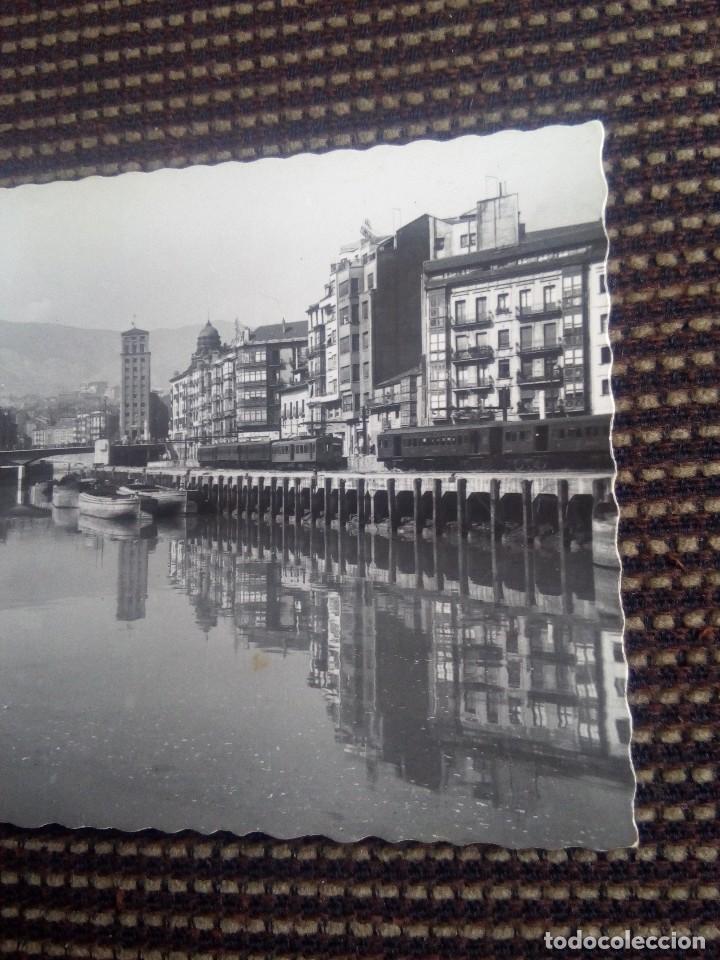 Postales: Bilbao tarjeta postal n°92 muelle de ripa de garcia garrabella nunca escrita - Foto 3 - 114009419