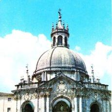 Postales: SANTUARIO DE S. IGNACIO DE LOYOLA (GUIPZCOA) -ENTRADA PRINC.- (FOTO GAR Nº 21) SIN CIRCULAR / P-2461. Lote 114186787