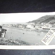 Postales: DEVA ( GUIPUZCOA ) VISTA PARCIAL MANIPEL1958 - 14X9 CM. CIRCULADA . Lote 114363563