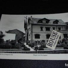 Postales: DEVA ( GUIPUZCOA ) HOGAR DEL PROCURADOR 4 MANIPEL1960 - 14X9 CM. CIRCULADA . Lote 114363675