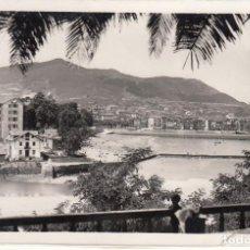 Postales: POSTAL: LEQUEITIO - VIZCAYA - ESCRITA 1956. Lote 115375631
