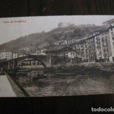 Postales: ONDARROA - PUBLICIDAD EN EL DORSO - EL SOL DIARIO INDEPENDIENTE - VER FOTOS - (52.168). Lote 115605327