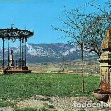 Postales: LAGUARDIA - 1 MONUMENTO AL FABULISTA SAMANIEGO. Lote 115695023