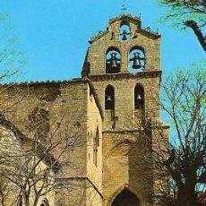Postales: LAGUARDIA - 6 CASTILLO TORRE DE SAN JUAN. Lote 115695875
