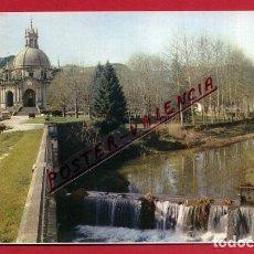 Postales: POSTAL LOYOLA, GUIPUZCOA, RIO UROLA Y SANTUARIO, P88581. Lote 115758011