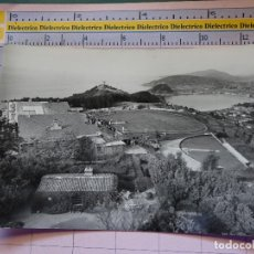 Postales: POSTAL DE GUIPÚZCOA. AÑOS 30 50. SAN SEBASTIAN. FOTO. 1418. Lote 115983059