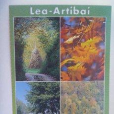 Postales: POSTAL DEL PAIS VASCO , VASCONGADAS : LEA - ARTIBAI.. Lote 116234911