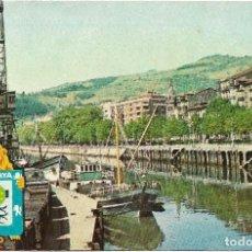 Postales: BILBAO PASEO CAMPO VOLANTIN Nº 1006 EDICION DESSIN 1968. Lote 116259715