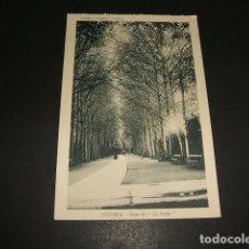 Postales: VITORIA PASEO DE LA SENDA. Lote 116270931