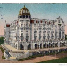 Postales: SANTANDER.- HOTEL REAL ABIERTO - TODO EL AÑO. Lote 116296763