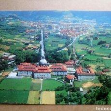 Postales: POSTAL 114 LOYOLA GUIPÚZCOA VISTA PARCIAL AEREA EXCLUSIVAS SAN CAYETANO. Lote 116370718