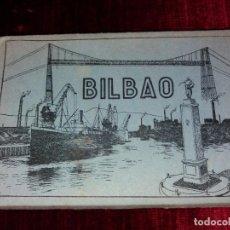 Postales: TIRA 10 POSTALES BILBAO. ED. GARCIA GARRABELLA Nº2. Lote 116776751