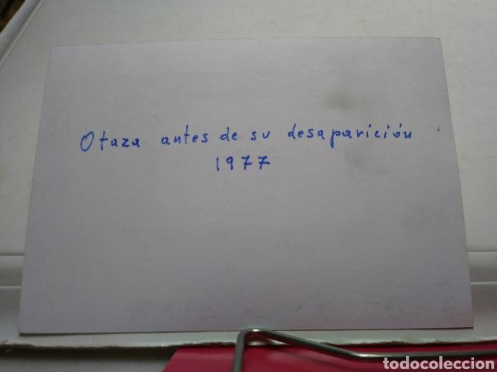 Postales: OTAZA. ALAVA. PUEBLO ANTES DE SU DESAPARICION 1978. - Foto 3 - 117100439