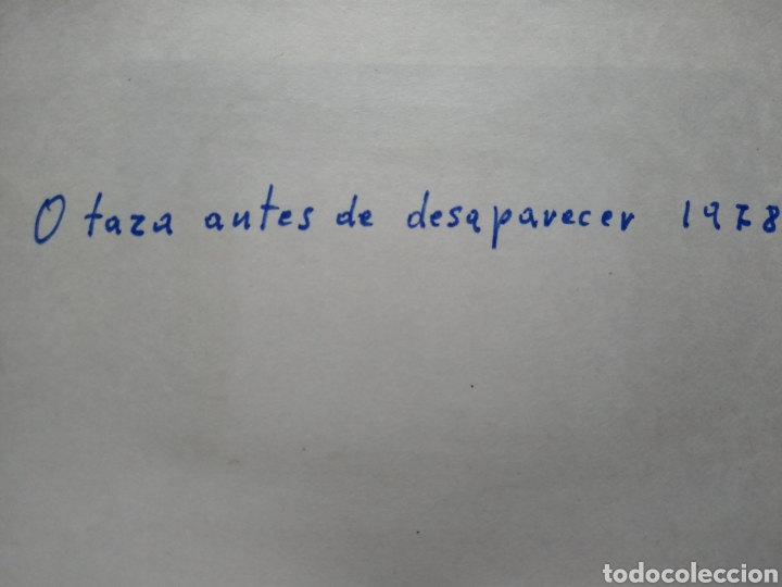Postales: OTAZA. ALAVA. PUEBLO ANTES DE SU DESAPARICION 1978. - Foto 5 - 117100439