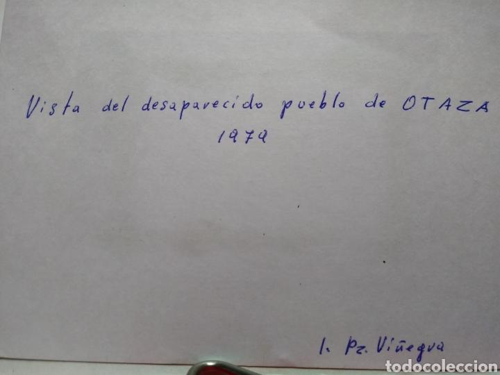 Postales: OTAZA. ALAVA. PUEBLO ANTES DE SU DESAPARICION 1978. - Foto 7 - 117100439