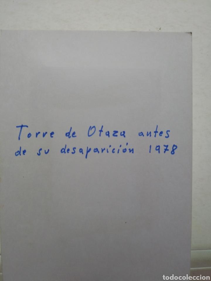 Postales: OTAZA. ALAVA. PUEBLO ANTES DE SU DESAPARICION 1978. - Foto 9 - 117100439