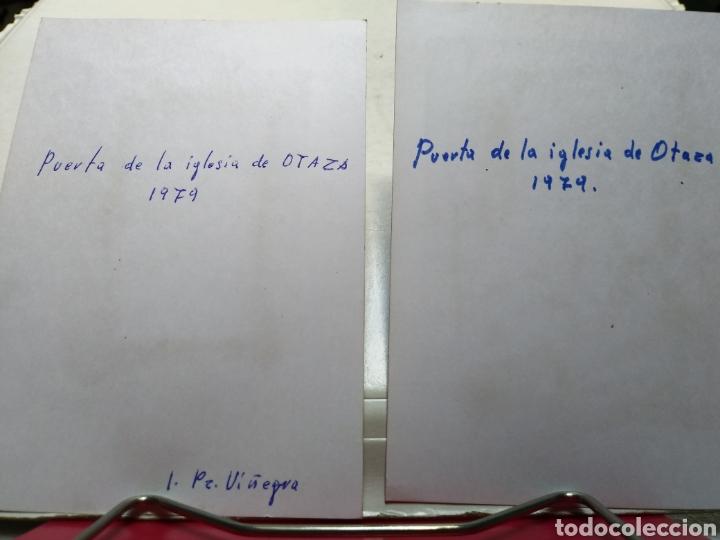 Postales: OTAZA. ALAVA. PUEBLO ANTES DE SU DESAPARICION 1978. - Foto 12 - 117100439