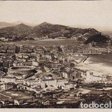 Postales: SAN SEBASTIAS. 1- VISTA GENERAL. FOTO: GALARZA (766). Lote 119341003