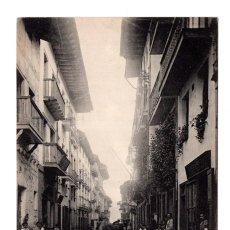 Postales: HERNANI (GUIPUZCOA).- CALLE MAYOR. Lote 119720047