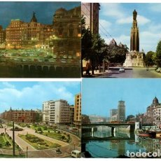 Postales: LOTE DE 30 POSTALES DE VIZCAYA - LA MAYORIA SIN CIRCULAR - VER FOTOS ADICIONALES. Lote 120239539
