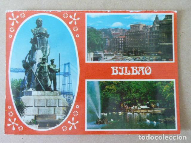 BILBAO. Nº 2595. PERLA. ESCRITA Y CIRCULADA (Postales - España - País Vasco Moderna (desde 1940))
