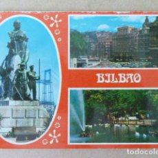 Postales: BILBAO. Nº 2595. PERLA. ESCRITA Y CIRCULADA. Lote 120292131