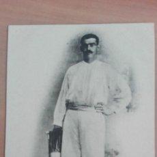 Postales: POSTAL PELOTA VASCA PELOTARI AYESTARAN 1ER ZAGUERO ESPAÑOL PAIS VASCO FRONTON PERFECTA CONSERVAC. Lote 121596419