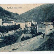 Postales: ALZOLA (GUIPUZCOA). VISTA PARCIAL. FOTOTIPIA THOMAS. ALTZOLA. Lote 121644727