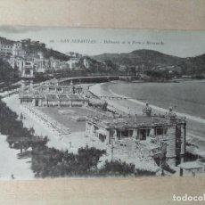 Postales: POSTAL SAN SEBASTIAN BALNEARIO DE LA PERLA Y MIRACONCHA. Lote 122463879