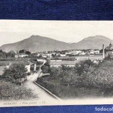 Postales: HERNANI 1 VISTA GENERAL CIRCULADA ESCRITA ITALIANO. Lote 122537623