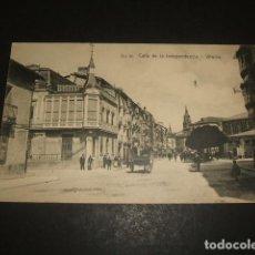 Postkarten - VITORIA CALLE DE LA INDEPENDENCIA - 122574375