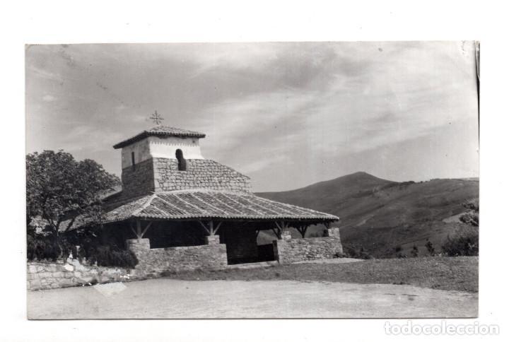 BAQUIO (VIZCAYA).- ERMITA SAN PELAYO, SIGLO XII (Postales - España - País Vasco Moderna (desde 1940))