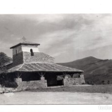 Postales: BAQUIO (VIZCAYA).- ERMITA SAN PELAYO, SIGLO XII. Lote 122583879