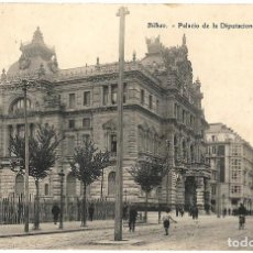 Postcards - 1906 POSTAL CIRCULADA BILBAO PALACIO DE LA DIPUTACIÓN - 123544807