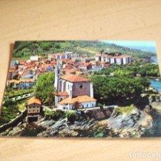 Postales: MUNDACA ( VIZCAYA ) VISTA AEREA. Lote 124258975