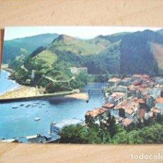 Postales: ONDARROA ( VIZCAYA ) VISTA AEREA. Lote 124259271