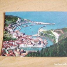 Postales: ONDARROA ( VIZCAYA ) VISTA AEREA. Lote 124259455