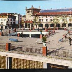 Postales: POSTAL DE MUNGUIA. VIZCAYA. PARQUE. SIN CIRCULAR.. Lote 124685587
